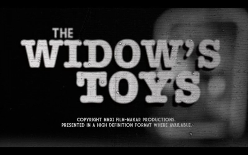 The Widow's Toys